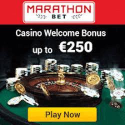 marathonbet casino no deposit bonus