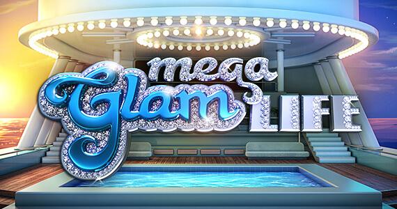 mega glam life free spins