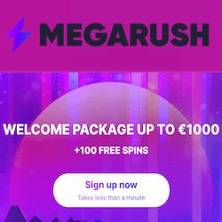 megarush casino no deposit bonus