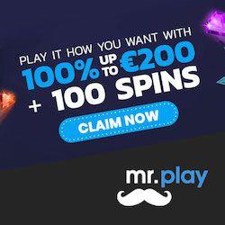 mr play casino no deposit bonus
