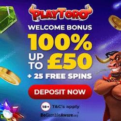 playtoro casino no deposit bonus