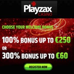 playzax casino no deposit bonus