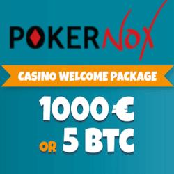 pokernox casino no deposit bonus