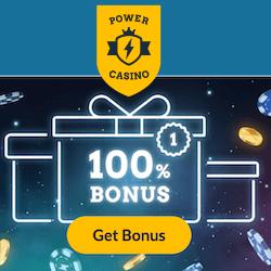power casino no deposit bonus