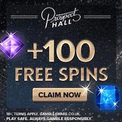 prospect hall casino no deposit bonus