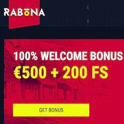 rabona casino no deposit bonus