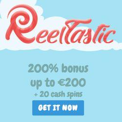 reeltastic casino no deposit bonus