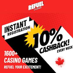 refuel casino no deposit bonus