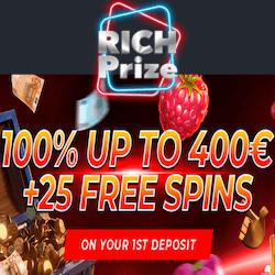 richprize casino no deposit bonus