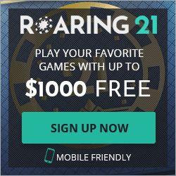 roaring21 casino no deposit bonus