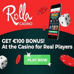 rolla casino free spins no deposit bonus