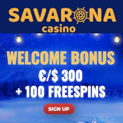 savarona casino no deposit bonus