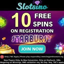 slotsino casino no deposit bonus