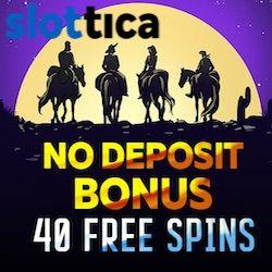 slottica casino no deposit bonus