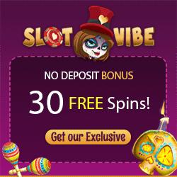 slotvibe casino exclusive no deposit bonus