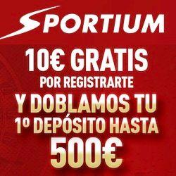 sportium casino no deposit bonus