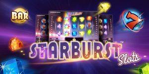 starburst netent freespins99