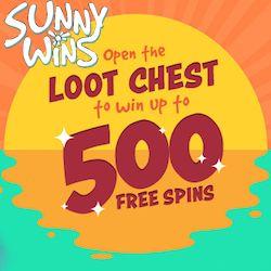 sunny wins casino no deposit bonus