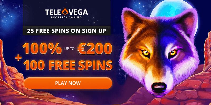 televega casino no deposit bonus free spins