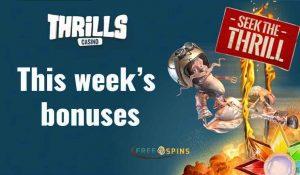 thrills casino bonus freespins99