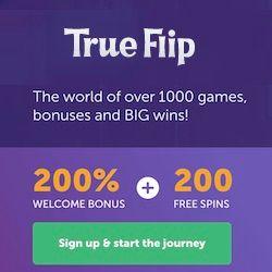 true flip casino no deposit bonus