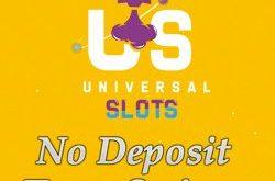 universal slots casino no deposit bonus