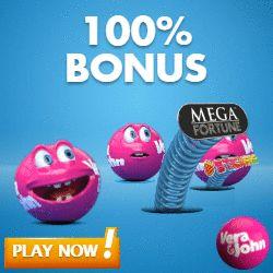 Vera john casino 500 bonus