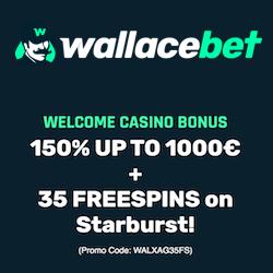 wallacebet casino no deposit bonus