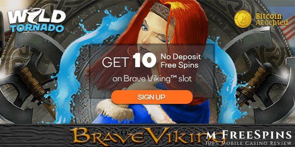 wild tornado bitcoin casino bonus